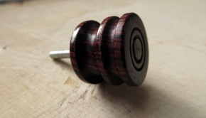 LeatherBurnishers.com Cocobolo Edge Burnisher