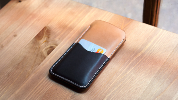 Making a iPhone 6 Leather Sleeve
