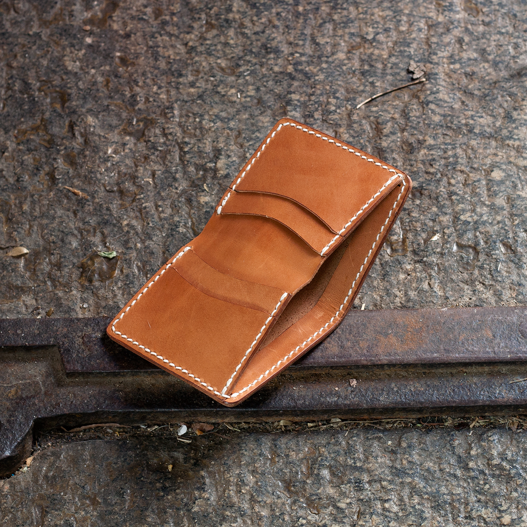 Make A Leather Bi-Fold Wallet - Free PDF Template - Build ...