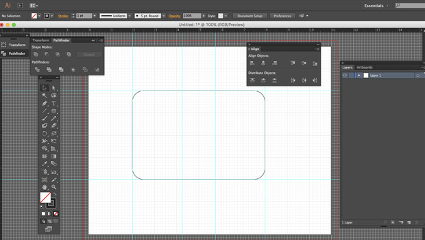 How To Design Leather Templates In Adobe Illustrator