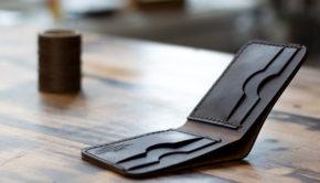 Free Leather Wallet SVG Download - Laser Cut